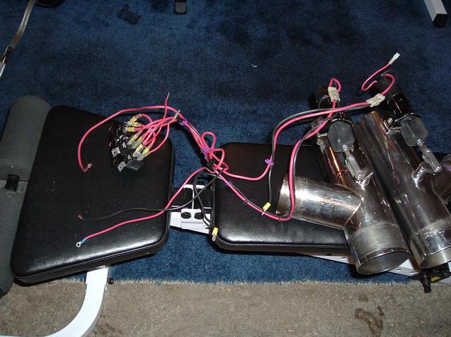 wiring digram for corsa diverters - Speedwake 2 0